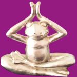 Yogafrosch